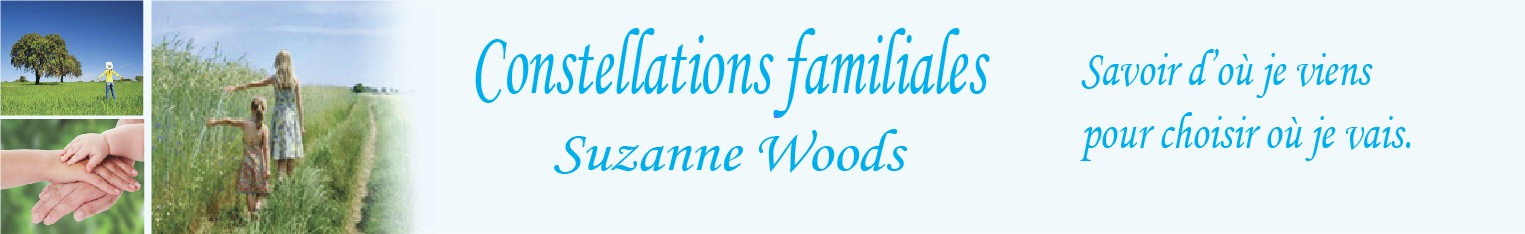 Constellations familiales – Suzanne Woods